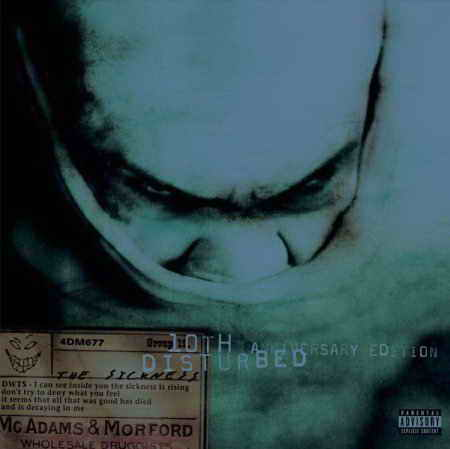 Disturbed-The Sickness (10th Anniversary Edition)