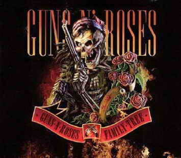 Guns & Roses - Family Tree