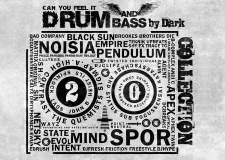 VA - Drum and Bass Collection 20 (2010) MP3