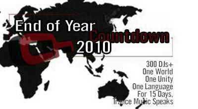 End of Year Countdown 2010 on AH.FM (DAY 15)