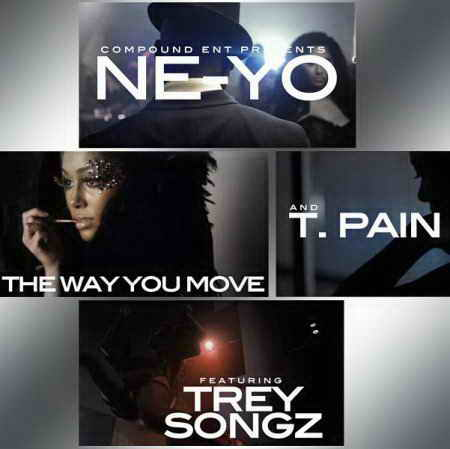 Ne-Yo feat. Trey Songz & T-Pain - The Way You Move