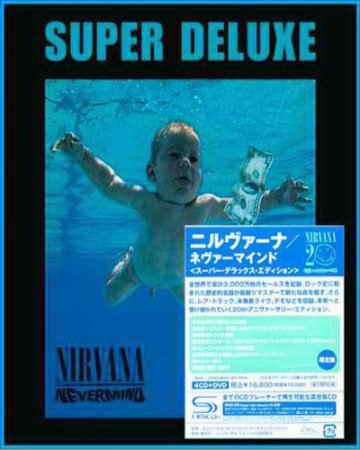 Nirvana - Nevermind (Super Deluxe Box Set)