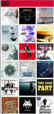 VA - Best house albums 2011 and Mixes